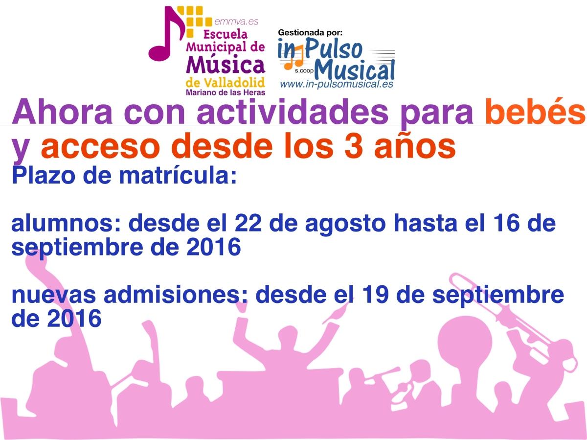 Escuela Municipal de Música de Valladolid