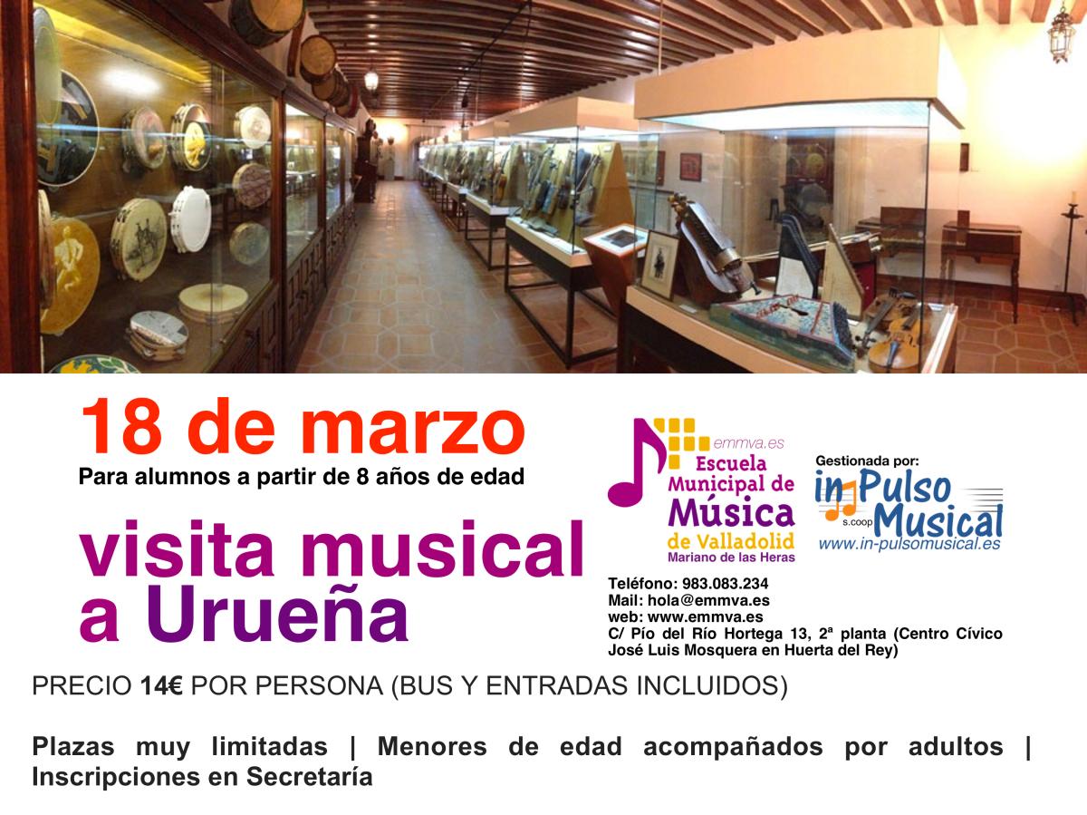 visita musica a urueña escuela municipal de música de valladolid