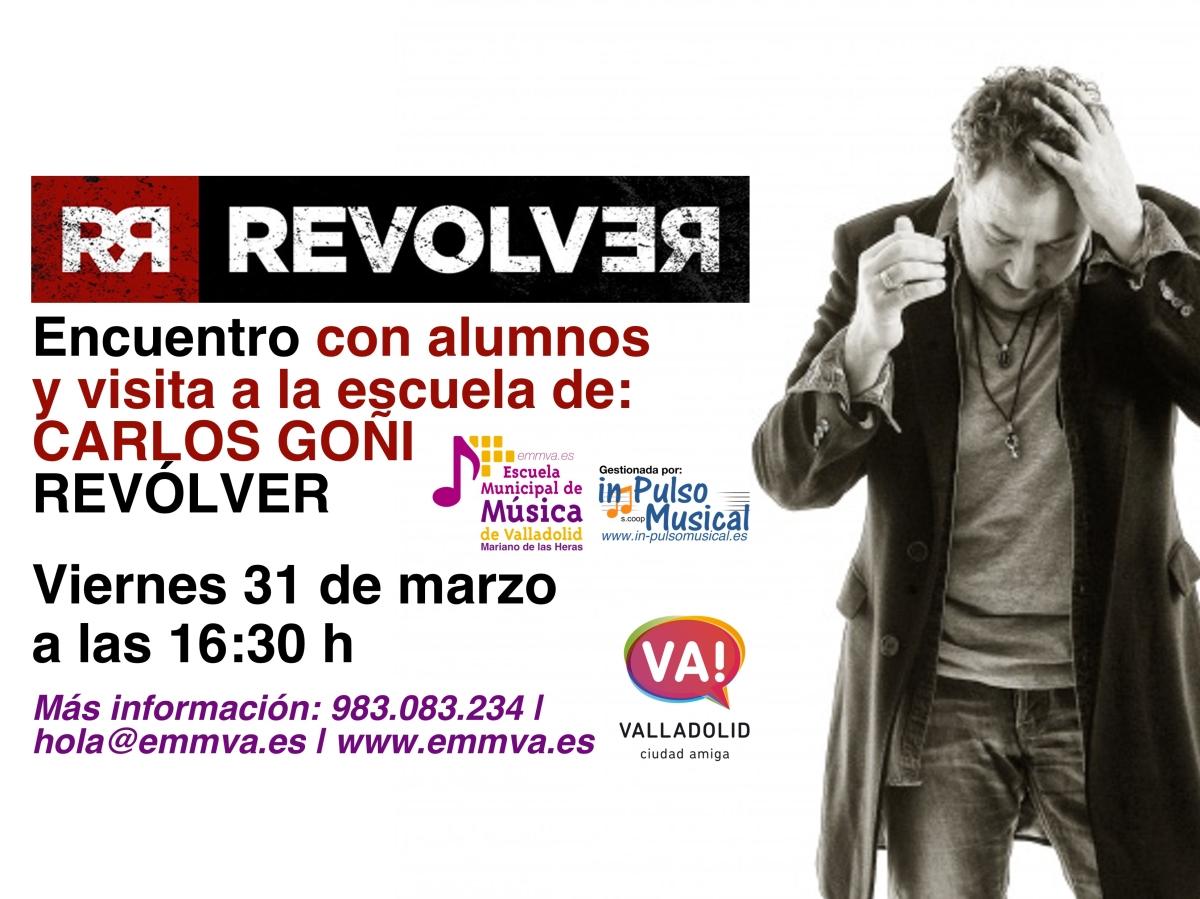 Revólver Escuela Municipal de Música de Valladolid